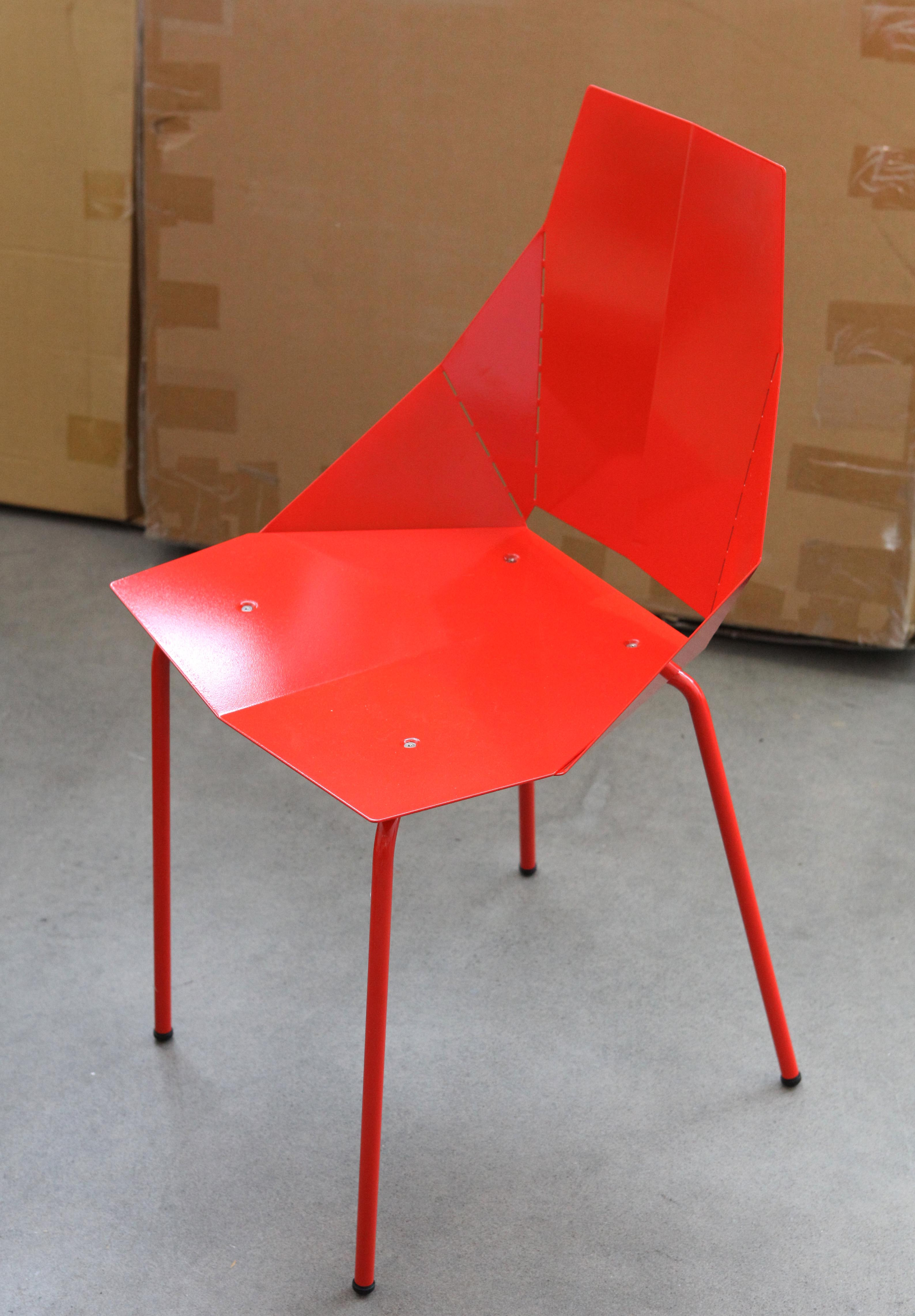 ... Blu Dot Austin Tx United States Copper Real Good Chairs Real Good Chair  In Red 199 ...